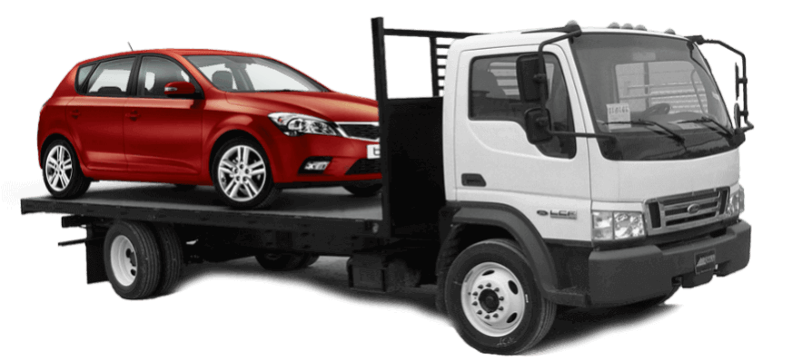 South Brisbane Car Removal