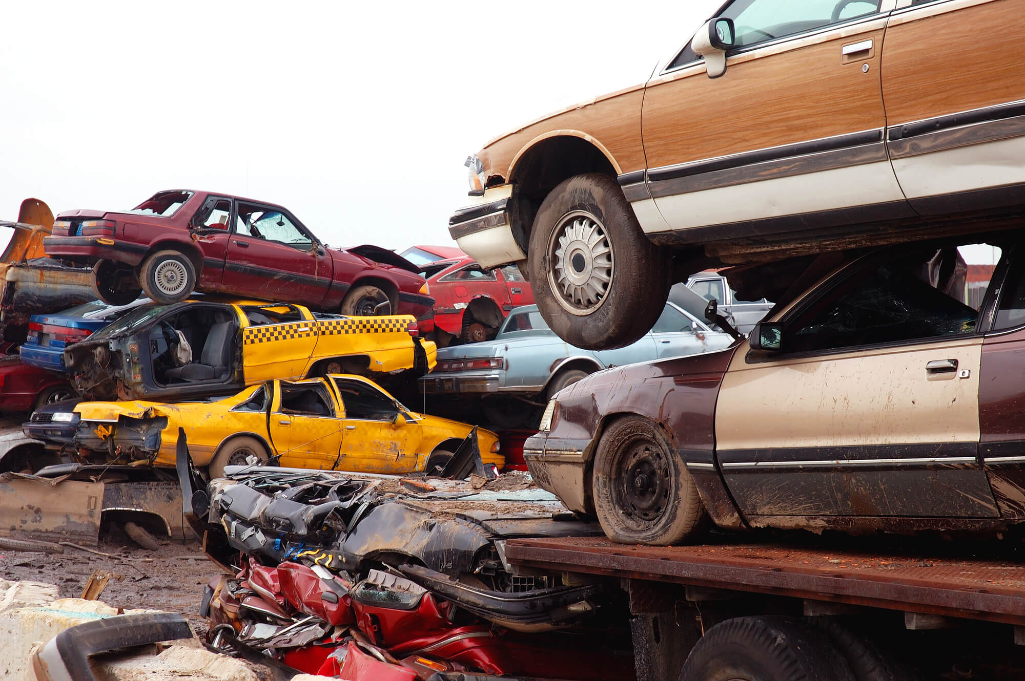 How To Sell Scrap Car