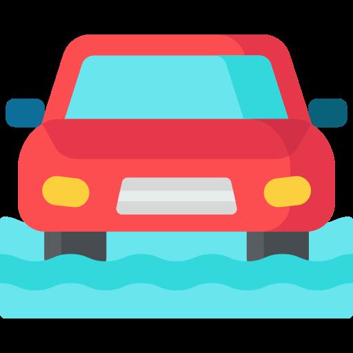 Fire or flood-damaged